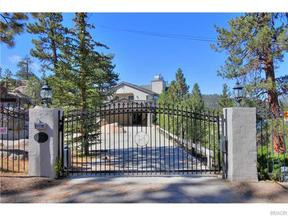 Property for sale at Big Bear Lake,  CA 92315
